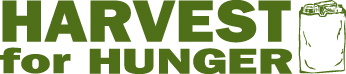 Harvest for hunger logo