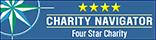 Clasificación de estrellas 4 de la organización benéfica