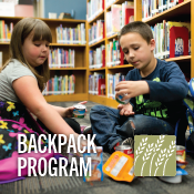Second Harvest BackPack Program