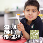 Second Harvest School Pantry Program