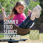 Second Harvest Summer Food Service Program