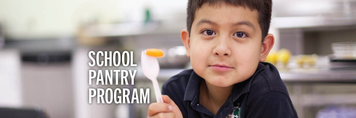 School-Based Pantry Program